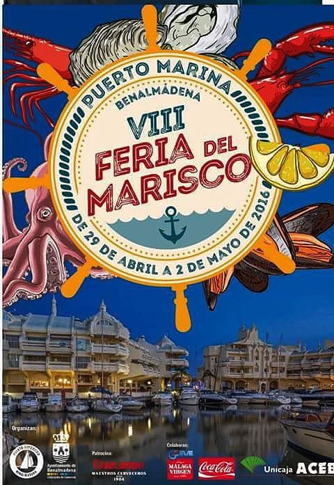 Seafood Fair in Benalmadena