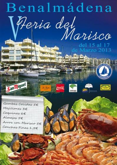 Seafood Fair in Benalmádena
