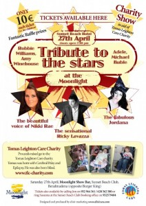 Thomas Leighton Care Charity Show