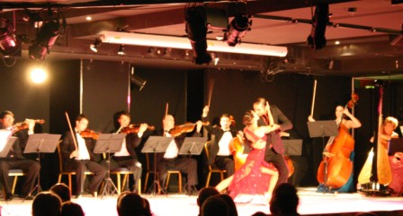 Tango Show in the Moonlight Theatre