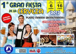 Fiesta de la Cerveza de Benalmadena