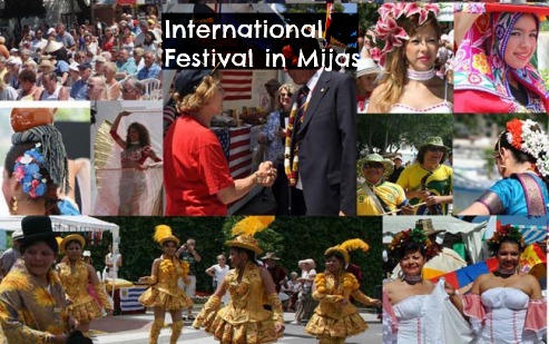 International Festival in Mijas 2013