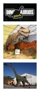dinosaurios park in Torremolinos