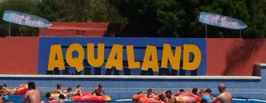Aqualand in Torremolinos