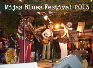 Mijas Blues Festival 2013