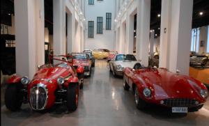 Museo del Automovil, Malaga
