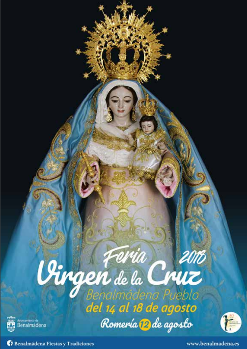 Virgen de la Cruz Fair in Benalmádena