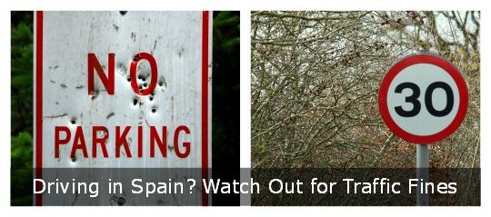 Traffic Fines in Spain