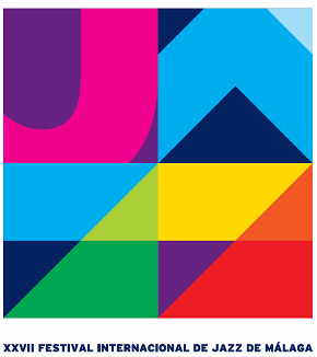 Poster for International Jazz Festival of Malaga