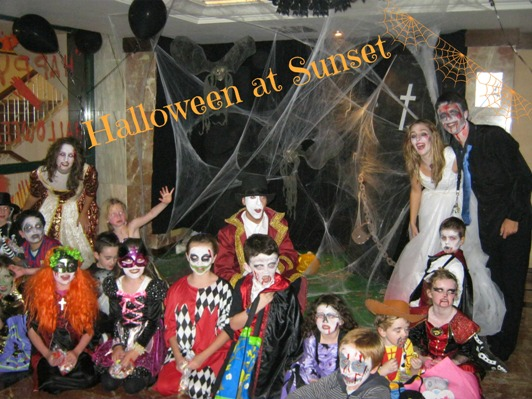 Trick or Treat at Sunset Beach Club