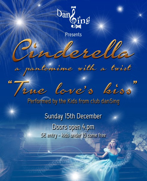Christmas Pantomime at Sunset Beach Club