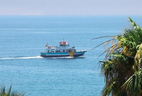 Starfish Benalmadena to Fuengirola Ferry