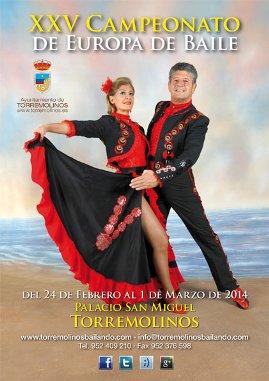 European Dance Championship in Torremolinos