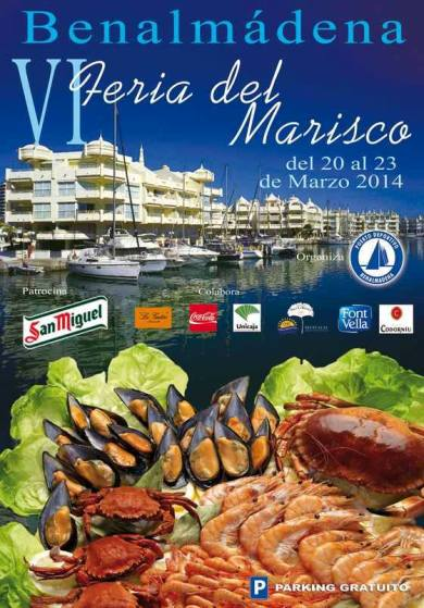 Feria del Marisco Benalmadena 2014