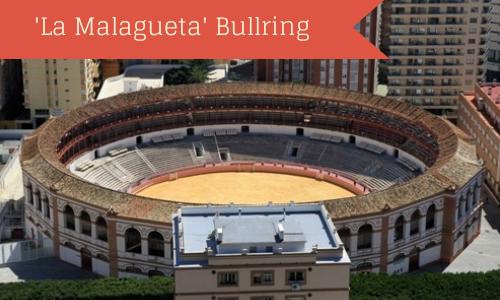'La Malagueta' Bullring in Malaga