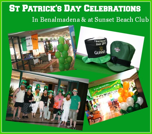 St Patricks Day 2014 at Sunset Beach Club