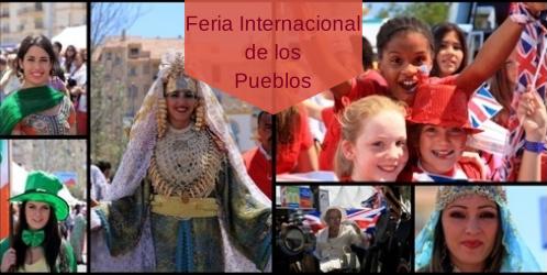 Feria Internacionalde los Pueblos in Fuengirola