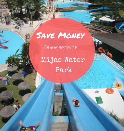 Save money at Mijas water park