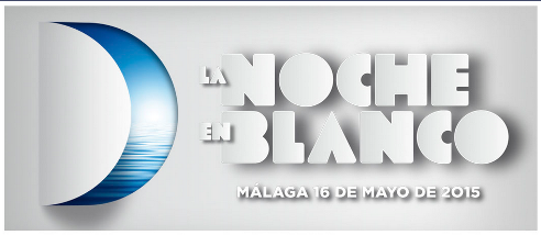 Malaga's White Night 2015