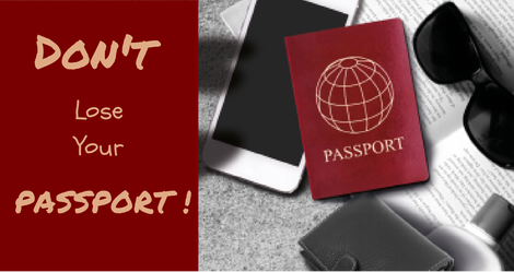 Don't lose your British Passport