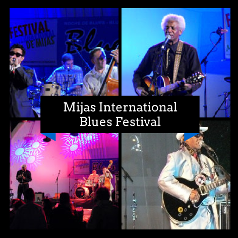 Mijas International Blues Festival 2014