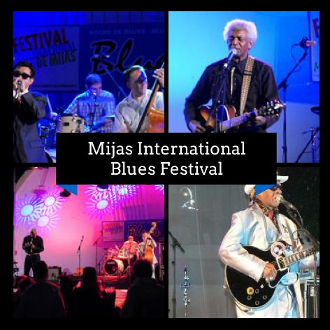 Mijas International Blues Festival 2014