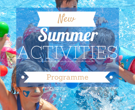 New Summer Activities Programme 2014