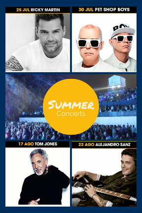 Summer Concerts on the Costa del Sol 2014