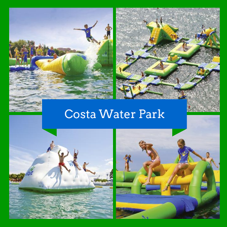 Costa Water Park in Fuengirola