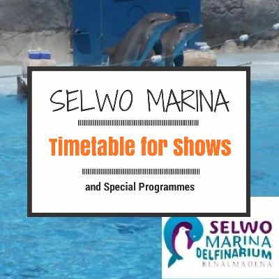 SELWO MARINA timetable
