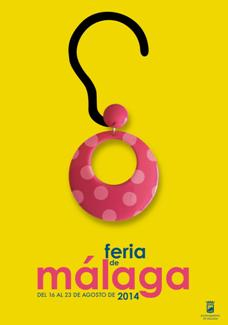 Poster for Malaga Fair 2014