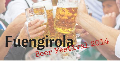 Fuengirola Beer Festival 2014