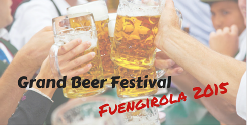 Grand Beer Festival Fuengirola 2015