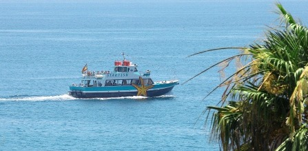 Starfish Ferry Benalmadena to Fuengirola