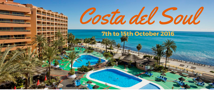 Costa del Soul 2016 - Sunset Beach Club