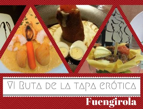 Erotic Tapas Route - Fuengirola