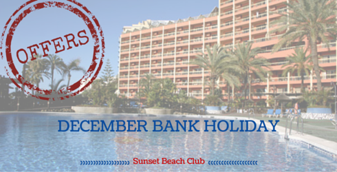 December Bank holiday offers