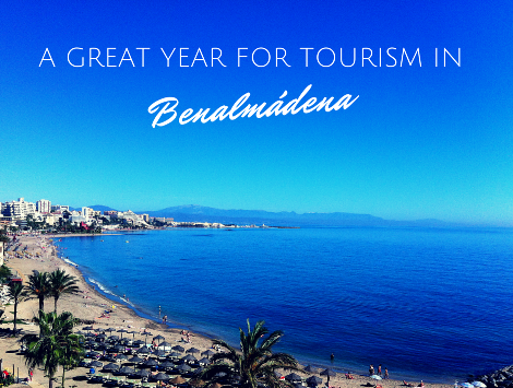 Benalmadena Tourism - Clear Blue sea and sky