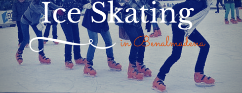 Ice Skating in Benalmadena
