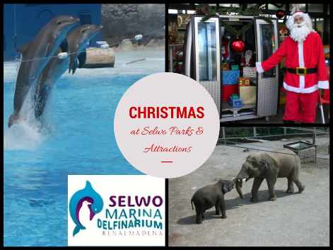 Christmas at Selwo Parks & Attractions