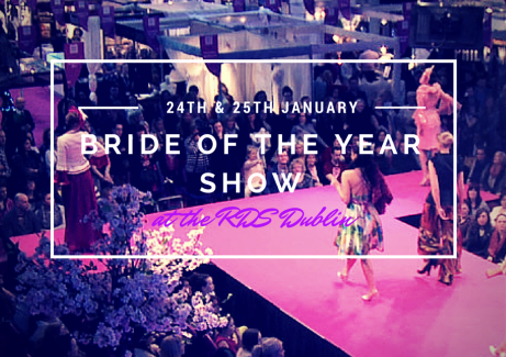 Bride of the Year Show 2015 Dublin