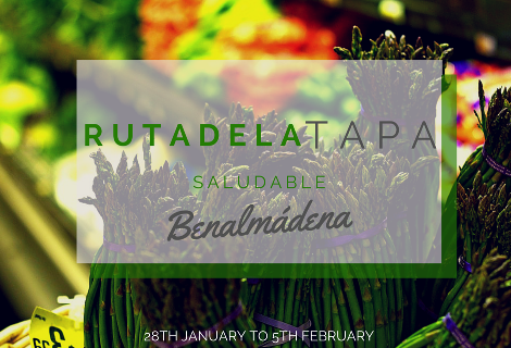 Healthy Tapas Route - Benalmadena