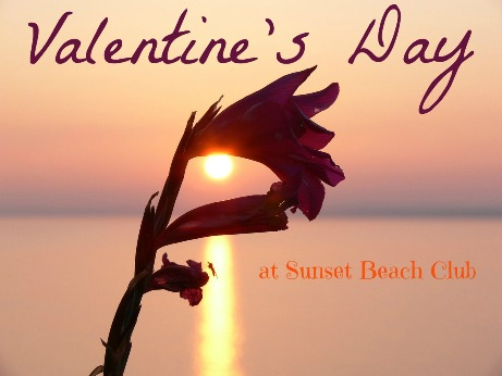 Valentine's Day at Sunset Beach Club