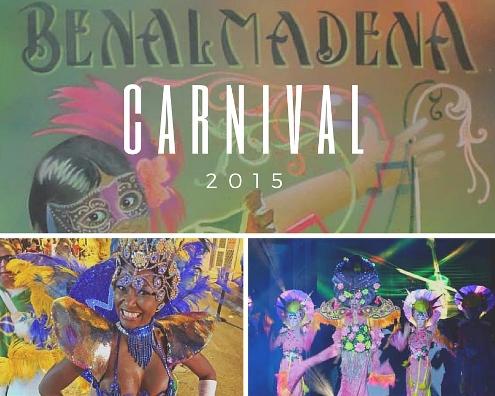 Benalmadena Carnival 2016