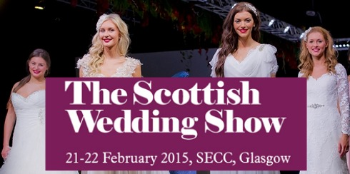 Scottish Wedding Show Feb 2015