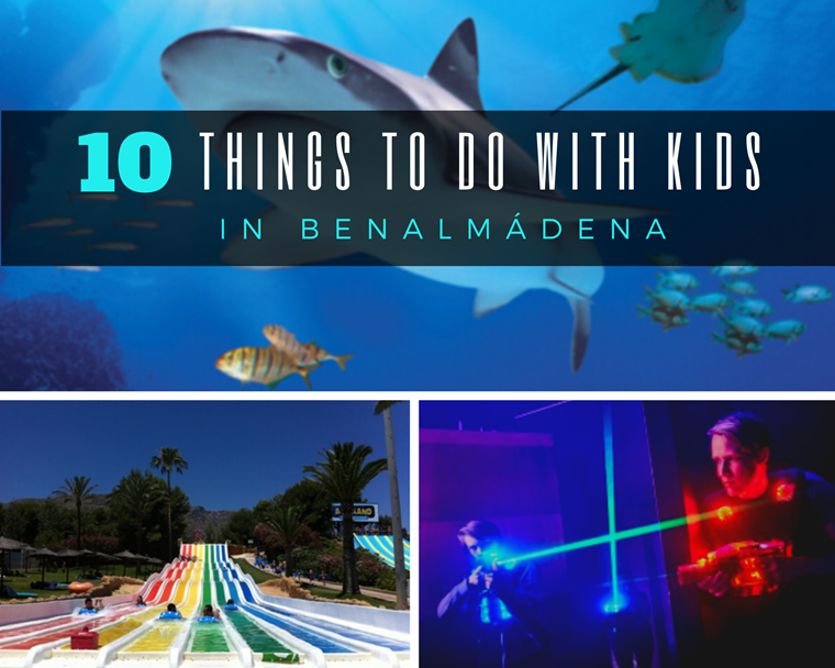 Things to do with kids in Benalmadena