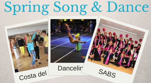 Spring Song & Dance at Sunset Beach Club