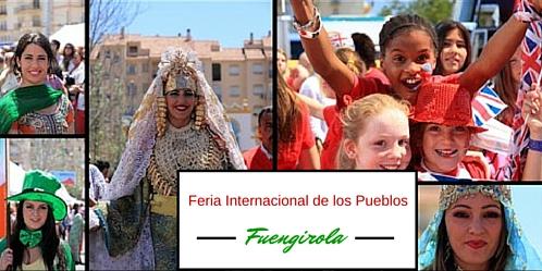 Feria Inernacional de los Pueblos in Fuengirola