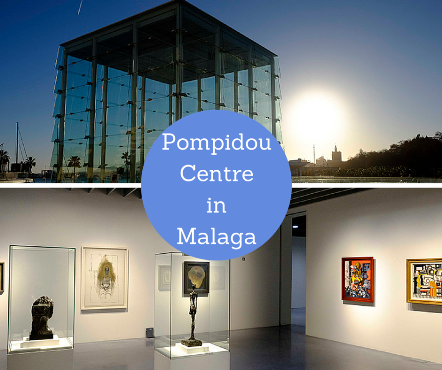 New Pompidou Centre in Malaga