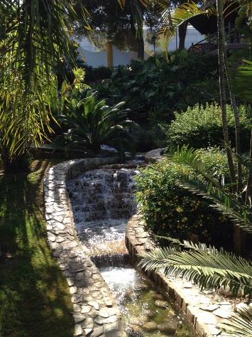 Molino de Inca Botanical Gardens in Torremolinos